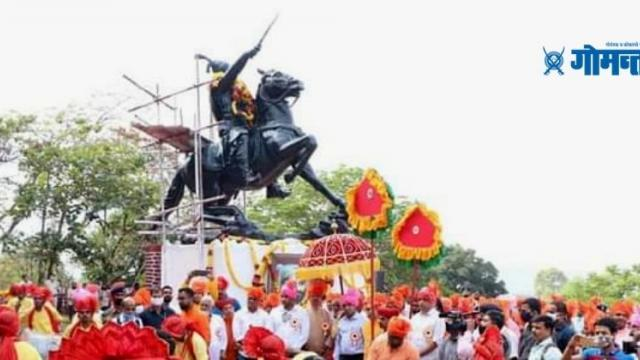 Shivaji Maharaj spent his life to be able to live independently in his homeland