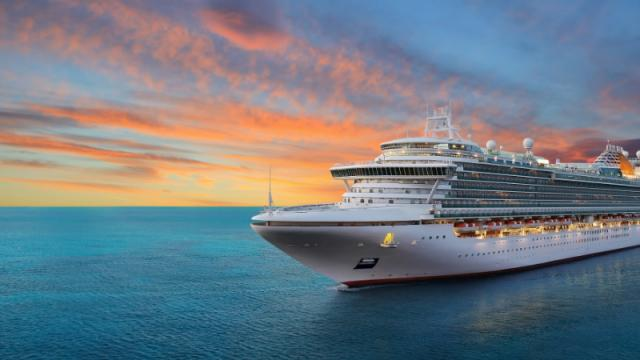 cruise industry in world