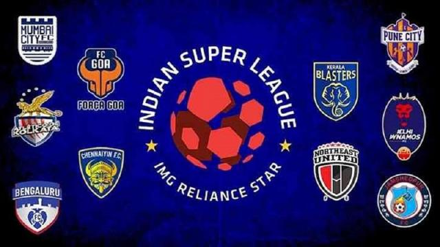 Final match of 'ISL' without an audience