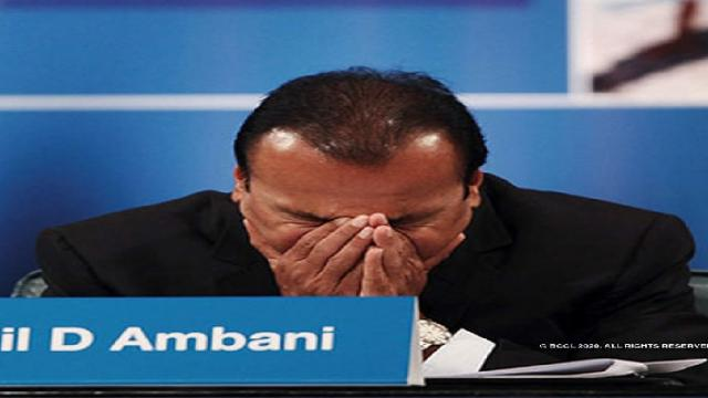 chinese banks to starts enforcement against anil ambani