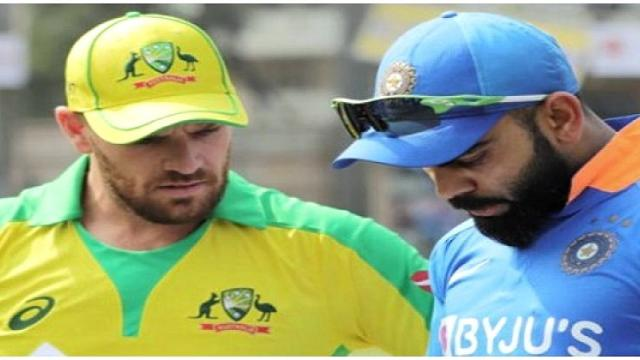 Australia selects batting first by winning toss in the 2nd ODI Vs India in Sydney