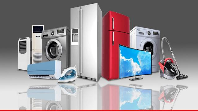 Demand for home appliances increases