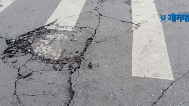 The mayor said that the work of hot mixing of roads in Panaji has been approved