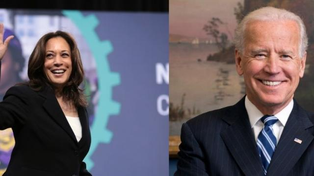 joe biden and kamla harris