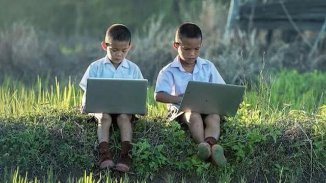 Online education disruption in rural areas due to lack of network