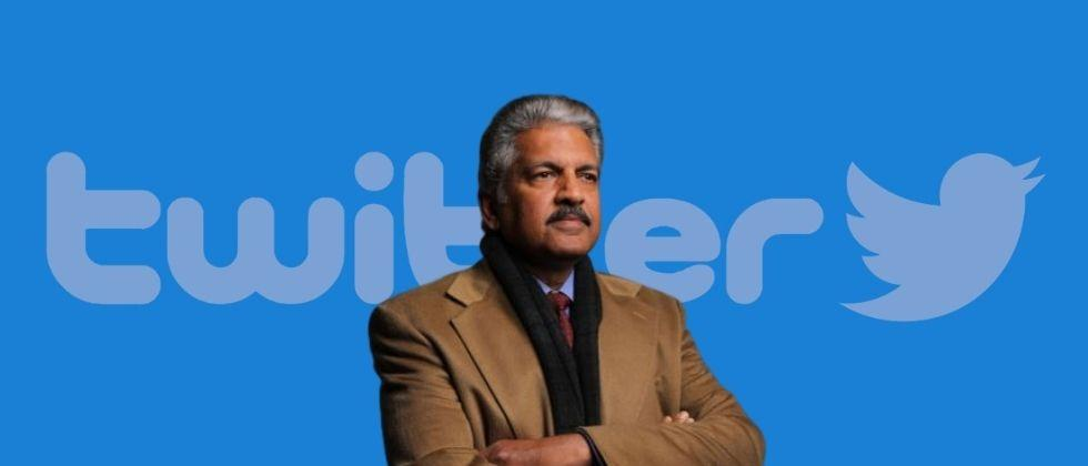 anand mahindra said Don't even think of coming to Twitter this time