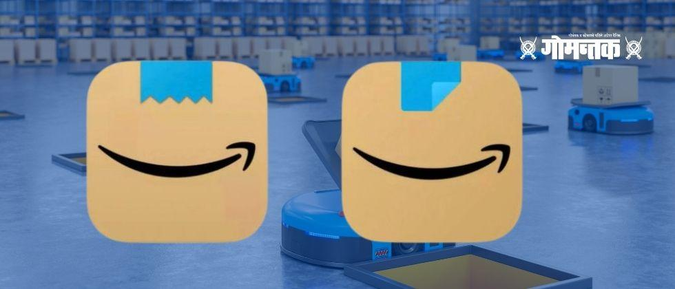 Amazon changed the icon People had compared Hitler mustache