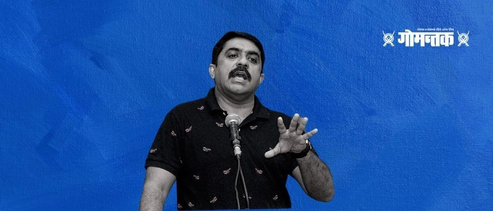 Goa Forward President Vijay Sardesai warns to file contempt petition in court if there is any disturbance in ward reservation again