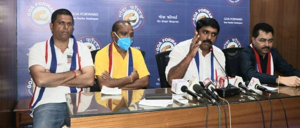 Goa Forward Party move out of National Democratic Front