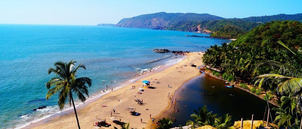 Working on Vacation in Goa Here is the top destination for you