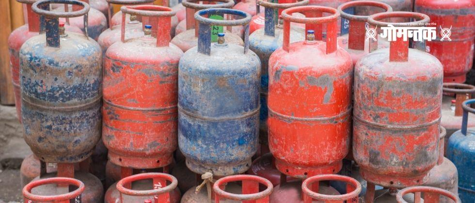 LPG gas cylinder prices have gone up