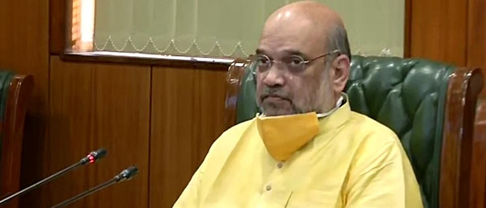 Amit Shah readmitted in AIIMS for health check up
