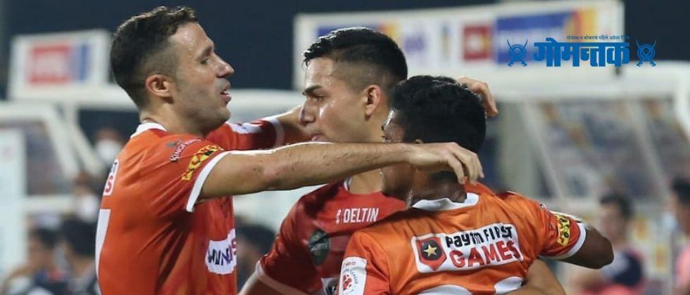 Important match for FC Goa and Bangalore for playoffs