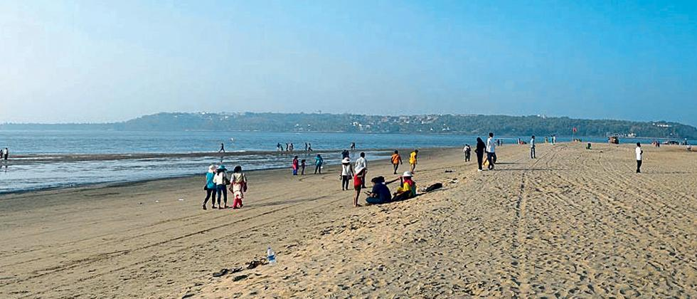 Central government's 'Nagarvan Yojana' will stop the erosion of Miramar beach