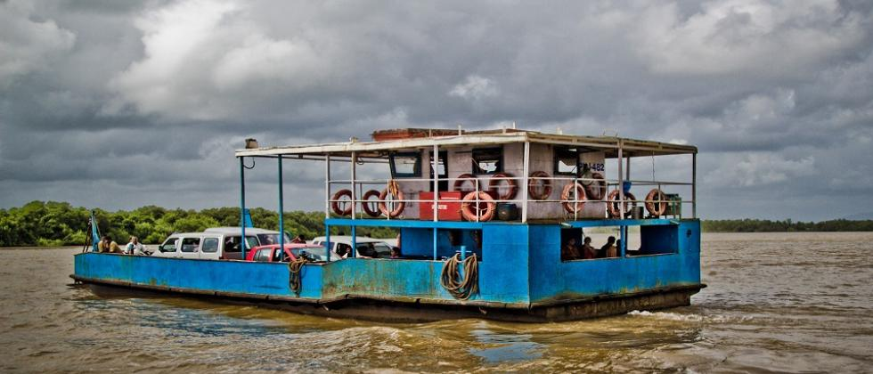 the river transport department scam