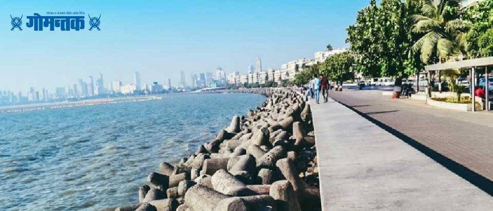 Maharashtra government will be  revived Nariman Point to Cuff Parade Connector sea bridge