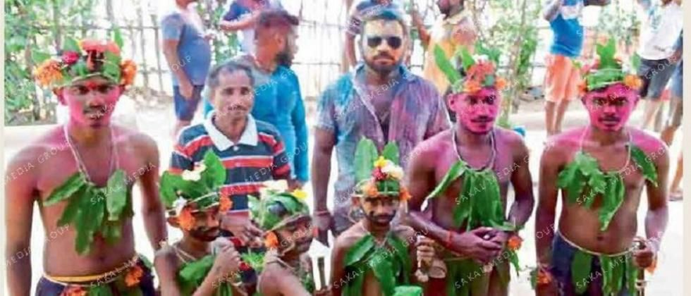 The tradition of Chorotsava was maintained by the Tambadisurla residents