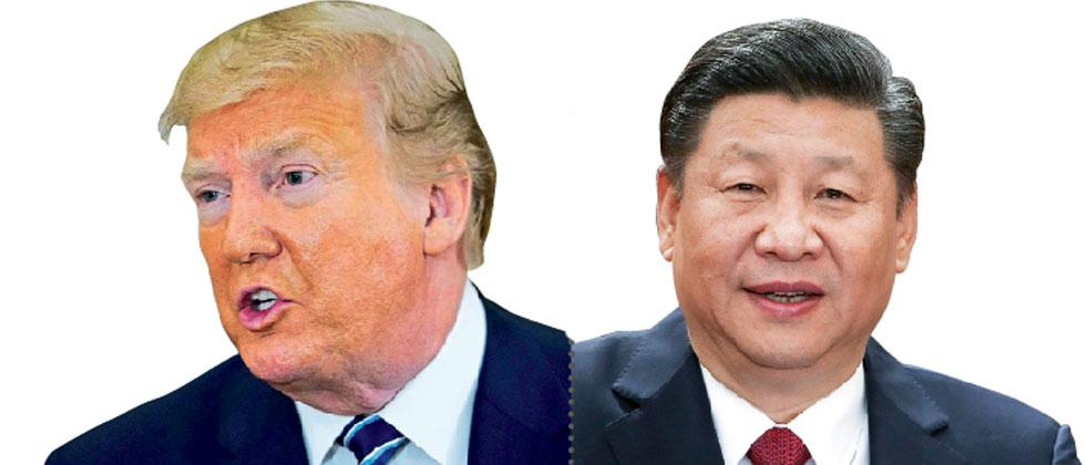 US-China tensions flare over COVID-19