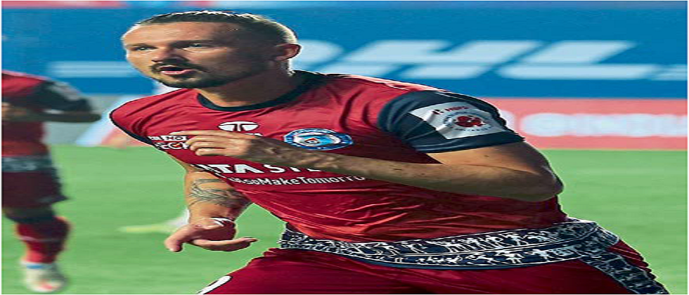 Jamshedpur FC player Valskis 'challenging for East Bengal'