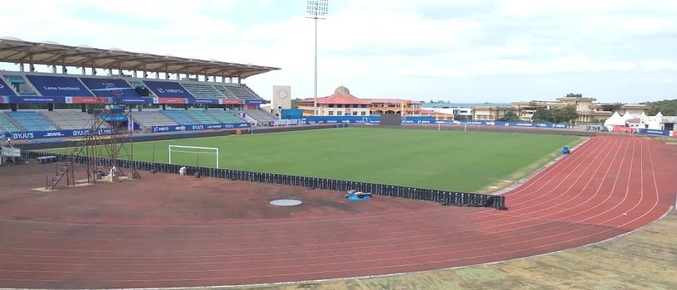 Indian football restarts in Goa by Indian Super League championship amidst the corona pandemic