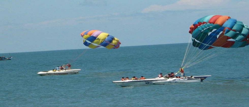 water sports and water tourism restarts from today