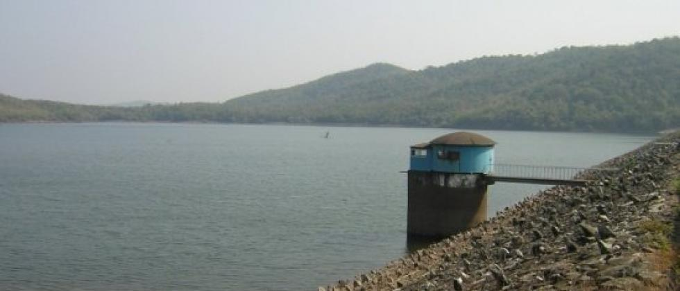 Where will the 'government' bring water in 61 dams: Phaldesai