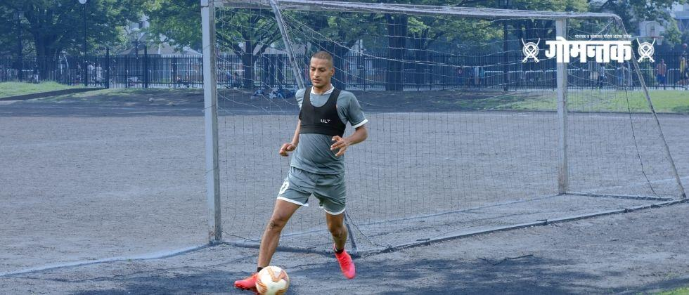 Five football players from Goa are likely to get included in Indian Football Team