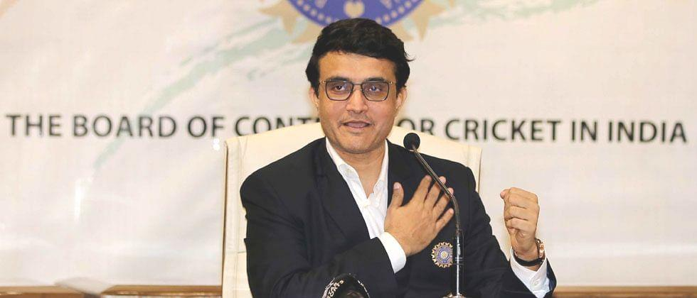India is proud to host the upcoming World Cup says BCCI president Sourav Ganguly