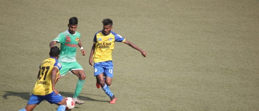 Goa professional league Benestones hat trick in Guardian Angels victory