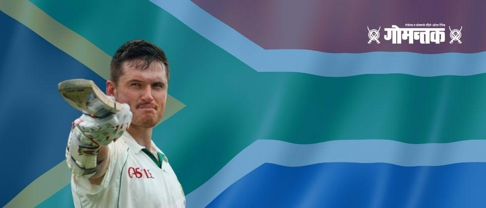 Graeme Smith stopped press conference to tie shoelaces of his son