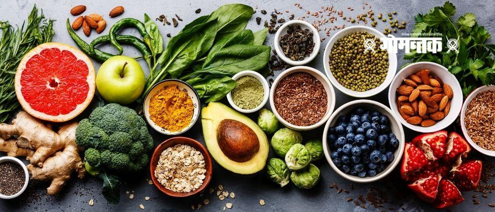 Take these 6 foods regularly to keep away diseases like cancer