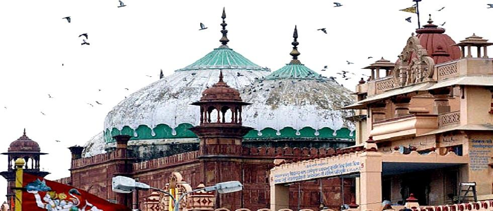 Third petition has been filed in the Mathura court seeking removal of Shahi Idgah Mosque near Krishna Janmabhoomi