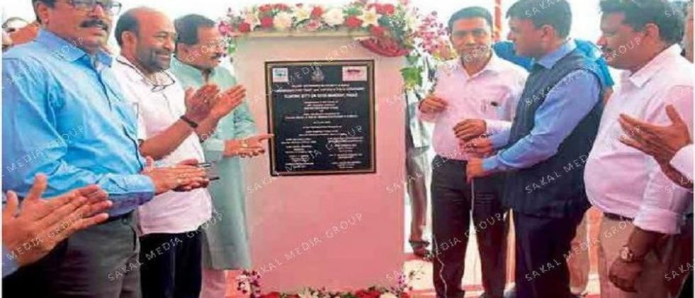 India's first concrete floating jetty on river Mandovi inaugurated