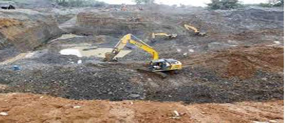 These secondary minerals are imported from outside the state to meet the needs of the state
