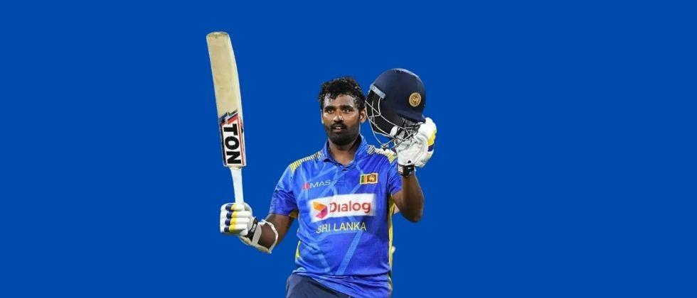 He became the first Sri Lankan to hit six sixes off six balls