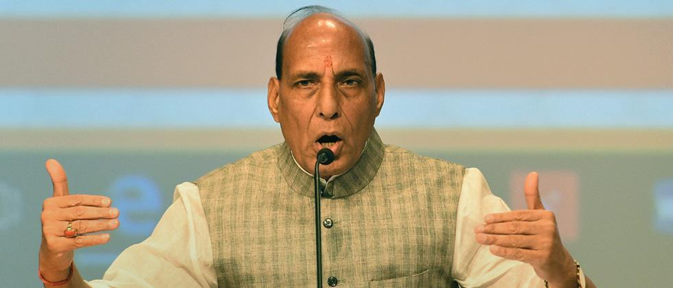 There should be no hatred during the election campaign : Rajnath Singh