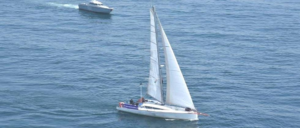 Keona and Pearl has been selected for National Sailing championship