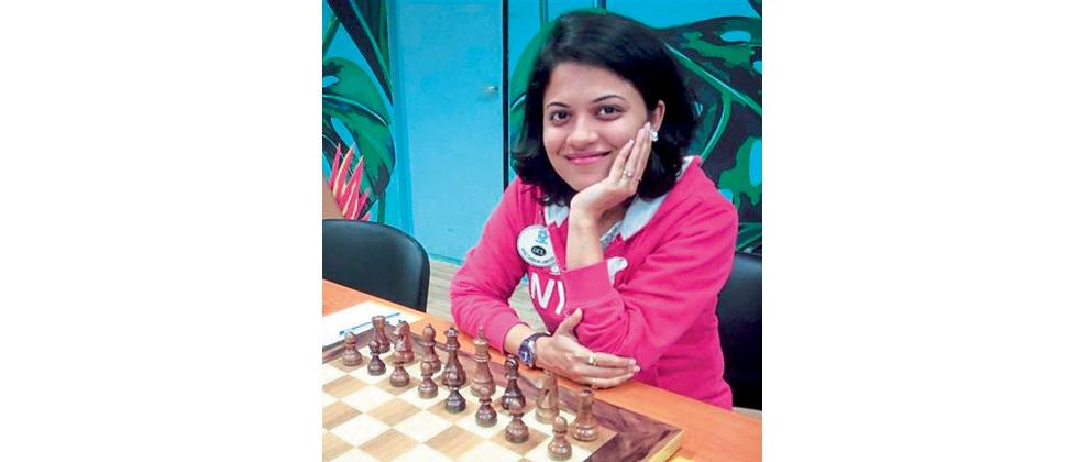 Bhakti wins all three matches in online chess Olympiad
