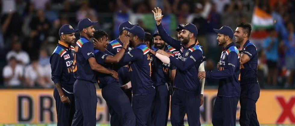 Following the Test Team India took a leap in T20