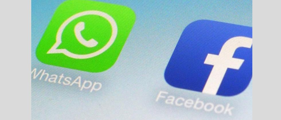 The traders demanded a ban on Facebook-whatsapp