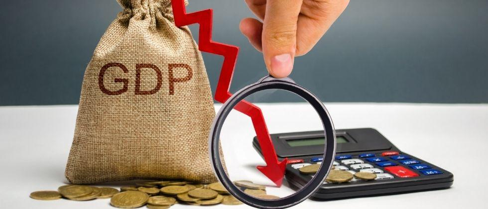 GDP will decline Bad news for the Indian economy