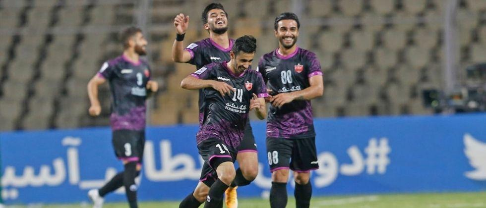 AFC Champions League Persepolis advance with a resounding victory