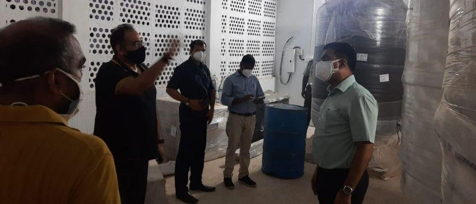 First Oxygen Generation Project at South Goa District Hospital