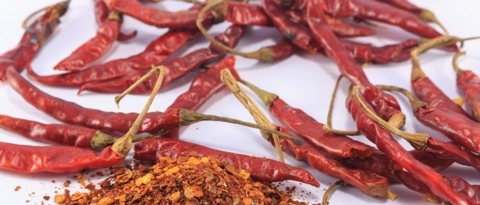 Canacona The price of Khola Chili is 1200 Rs