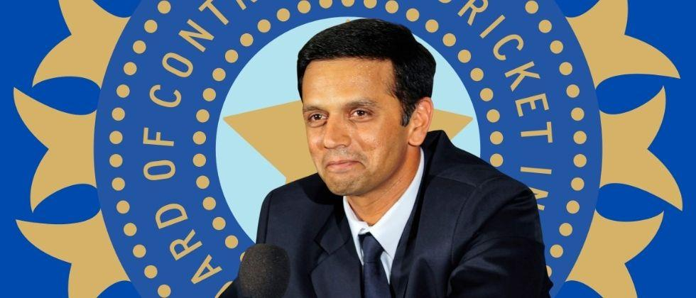 Rahul Dravid to be part of Indian team again