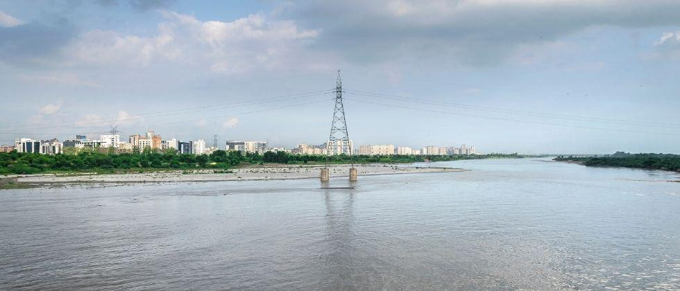 Bodies found floating in the river Yamuna