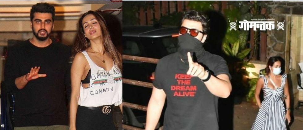O red shirt man Arjun Kapoor gave a warning to the photographer