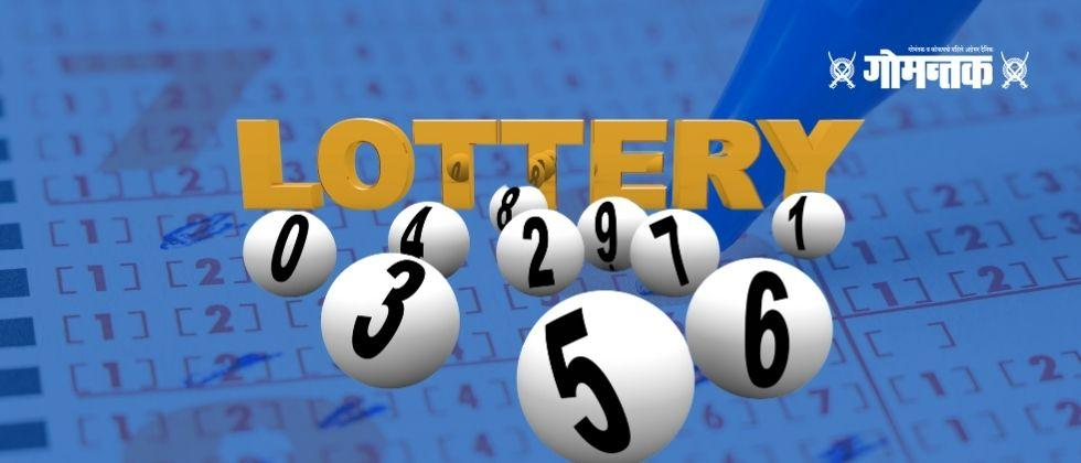 The Goa government will get an annual profit of Rs 15 crore 30 lakh through the lottery