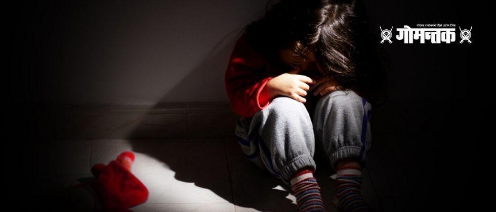 Goa For a year a mother has kept her young child locked up at home