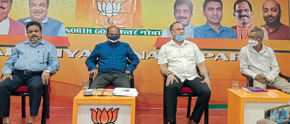 Chief Minister Dr. Pramod Sawant will complete his term: Glenn Ticlo